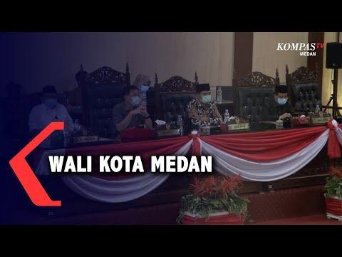 Sah…!!! Akhyar Nasution Diusulkan Menjadi Wali Kota Medan
