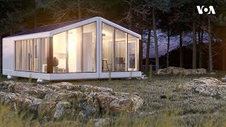 Український стартап створює у США перший абсолютно автономний будинок