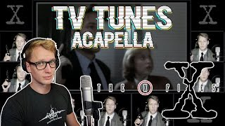 The X-Files - TV Tunes Acapella