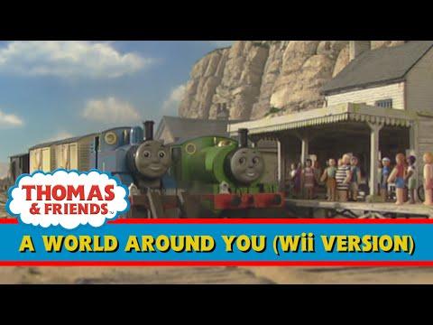 around the world 50 games wii