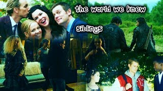 """Multi-Fandom Siblings Collab - [""""The World We Knew"""" by Daughtry]"""