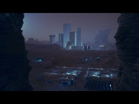 Cinema 4D Tutorial – Using Kitbash3D Models to Build a Space Colony in Octane