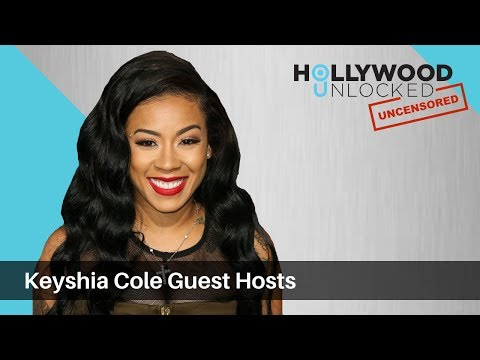 Keyshia Cole talks Looking at Beyoncé for Inspiration on Hollywood Unlocked [UNCENSORED]