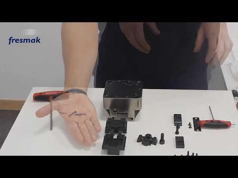 Como cambiar las juntas tóricas de la base de un BLOCK SC
