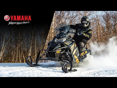 2021 Yamaha Sidewinder L-TX GT in Antigo, Wisconsin - Video 1