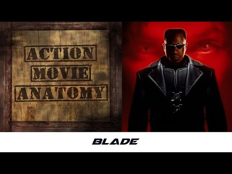 Blade (1998) Review   Action Movie Anatomy