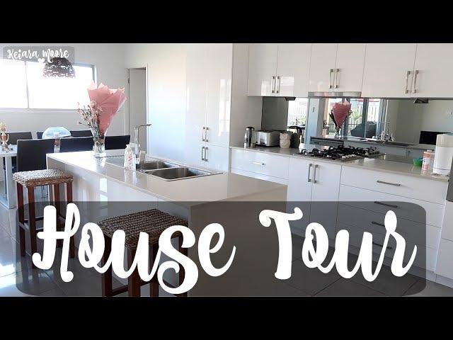 HOUSE TOUR - KEIARA MOORE