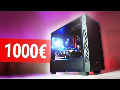 900€ - 1000 Euro GAMING PC 2018 |Das Ryzen BIEST!