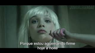 Sia   Chandelier (Official Video) Legendado
