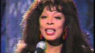 DONNA SUMMER - MELODY OF LOVE LIVE on THE DAVID LETTERMAN SHOW FEB. 14 1995