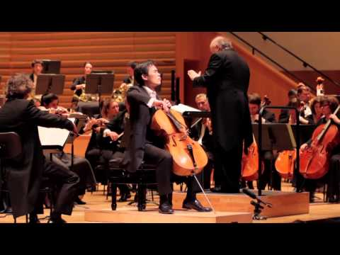 Cellist Sung-won Yang - My Cello Journey