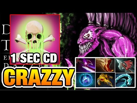 Non-Stop Poison Touch CRAZZY CARRY Dazzle by Babyknight Dota2 7.02