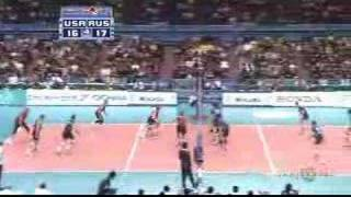 FIVB 08 Russia vs USA Part 11