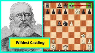 The Wildest Castling In Chess History