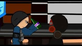 Трейлер 2,S.T.A.L.K.E.R тайная зона в рисуем мультфильмы 2