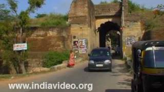 Entering to Srirangapatna through Bangalore Gate