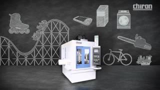 Wozu benötigt man eigentlich eine CNC-Fräsmaschine?