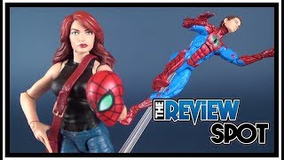 Toy Spot | Hasbro Marvel Legends Spider-Man Mary Jane Watson Toys R Us Exclusive 2-Pack Figure Set