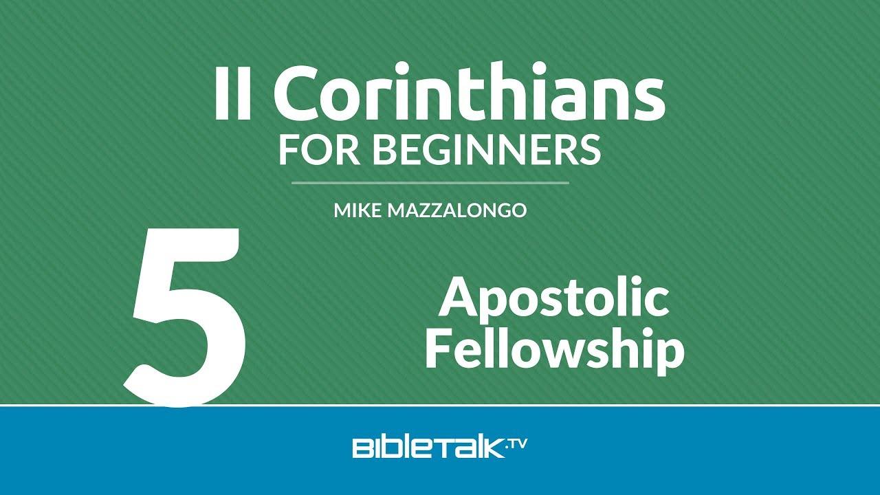 5. Apostolic Fellowship