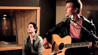 Boyce Avenue ft. Tyler Ward - Fix You (Coldplay Cover) (Legendado BR) [HD]