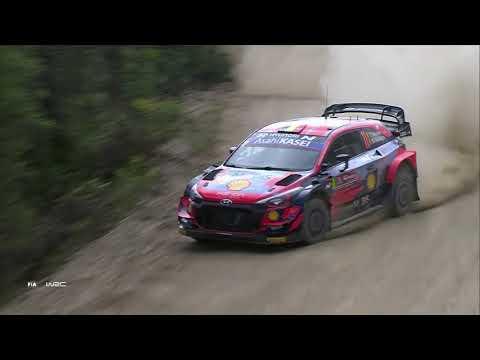FIA WRC 2021 第4戦ラリー・ポルトガル 金曜日のダイジェスト動画1/2