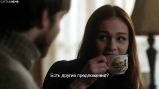 Чужестранка (Outlander), Deleted Scene 2x13 'Dragonfly in Amber': Roger, Bree and Claire [RUS SUB]