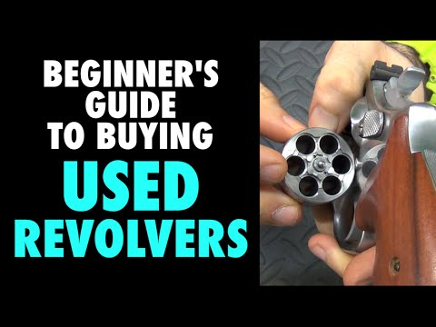 Buying Used Revolvers (Beginner's Guide)
