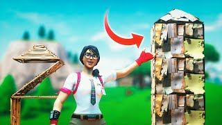 HOW TO WIN | Building SMART To Win EVERY Fight! (Fortnite Battle Royale)