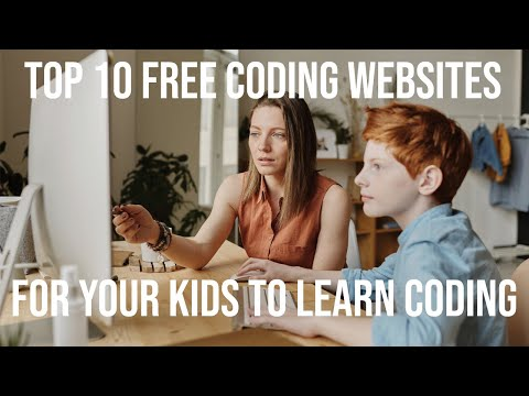 Top 10 free coding websites for kids to learn coding easily - Best Motivational Video