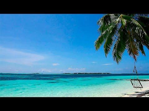 Entspannung Tropischen Strand, 2 Stunde, Meeresrauschen