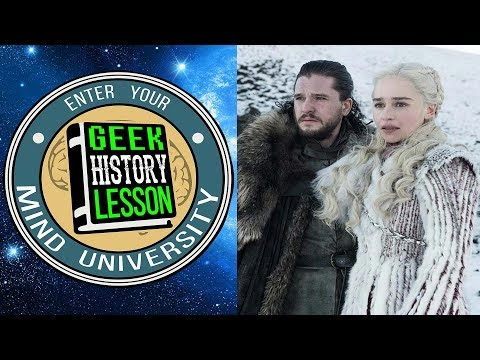 Game of Thrones Series Review and Retrospective - Geek History Lesson