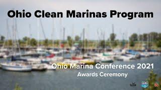 2021 Ohio Marinas Conference Awards Ceremony