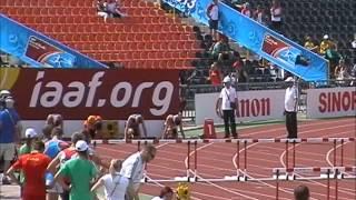 WYC Donetsk 2013 - Octathlon 110m H - Jan Doležal 14,22s