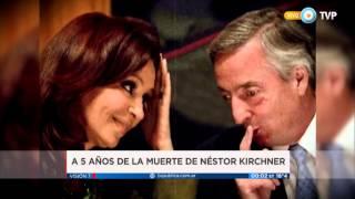 Visión 7  A 5 Años De La Muerte De Néstor Kirchner