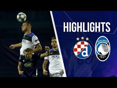UCL Matchday 1 | GNK Dinamo-Atalanta, gli highlights