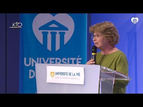 Université de la Vie 2018 : Etre présent