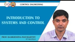 Introduction to Systems and Control