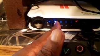 Tritton 720+7.1 Surround Headset PS4 setup