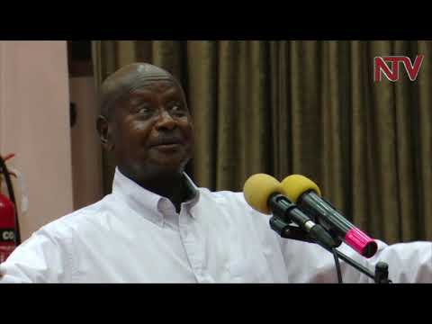 President Museveni warns doctors on strikes