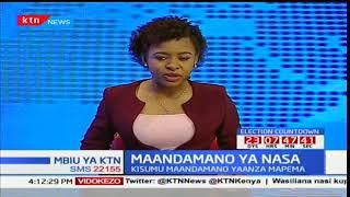 Viongozi wa muungano wa NASA waanda maandamano kote nchini: Mbiu ya KTN