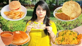 Living on Rs 200 for 24 HOURS Challenge | Food Challenge