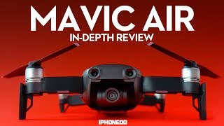 DJI Mavic Air — In-Depth Review Part 1/2
