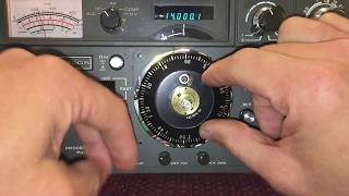 153: How to tune up a Kenwood TS-830S hybrid rig