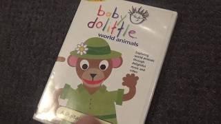 First Versions of Baby EInstein DVD's (1.3k Sub Special)