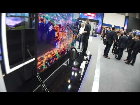 Weltweit größter 120 Zoll 8K LCD TV von Metz (Skyworth)