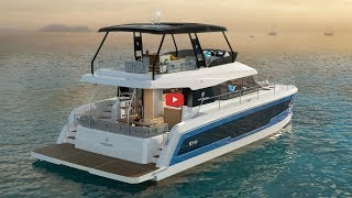 New Power Catamarans for Sale 2021 MY 40