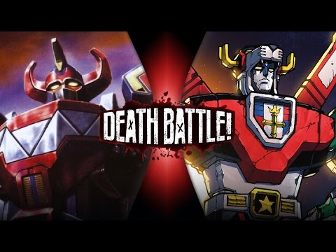 Power Rangers VS Voltron | DEATH BATTLE!