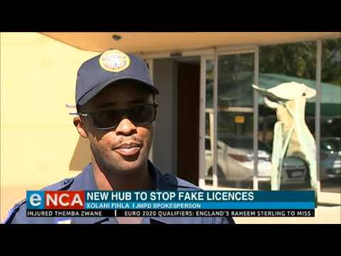 New hub to stop fake licenses