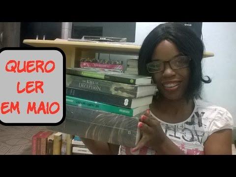 Livros para ler em Maio 2017 | Tudo Mix Total
