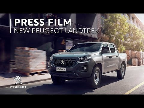 Peugeot LANDTREK Workhorse pick-up